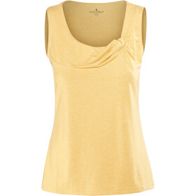 Royal Robbins Essential Tencel Tanktop Dames, ochre
